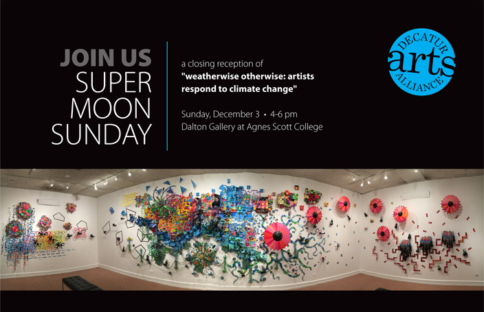 Supermoon Sunday Artist Reception The Decatur Arts Alliance Make Your Own Beautiful  HD Wallpapers, Images Over 1000+ [ralydesign.ml]