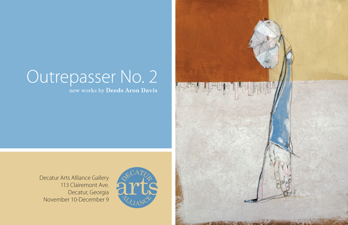 Outrepasser No. 2: New Works By Deeds Aron Davis