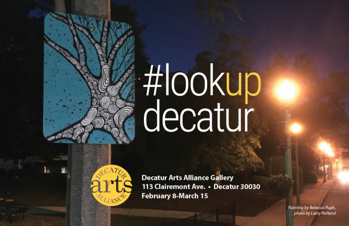 #LookUpDecatur Gallery Show