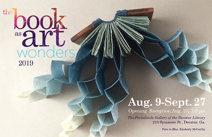 The Book As Art: On View Through Sept. 27