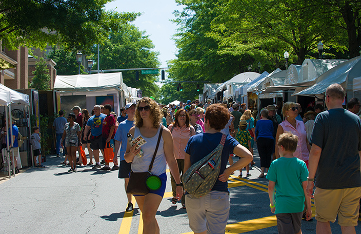 Call For Artists For The 2020 Decatur Arts Festival