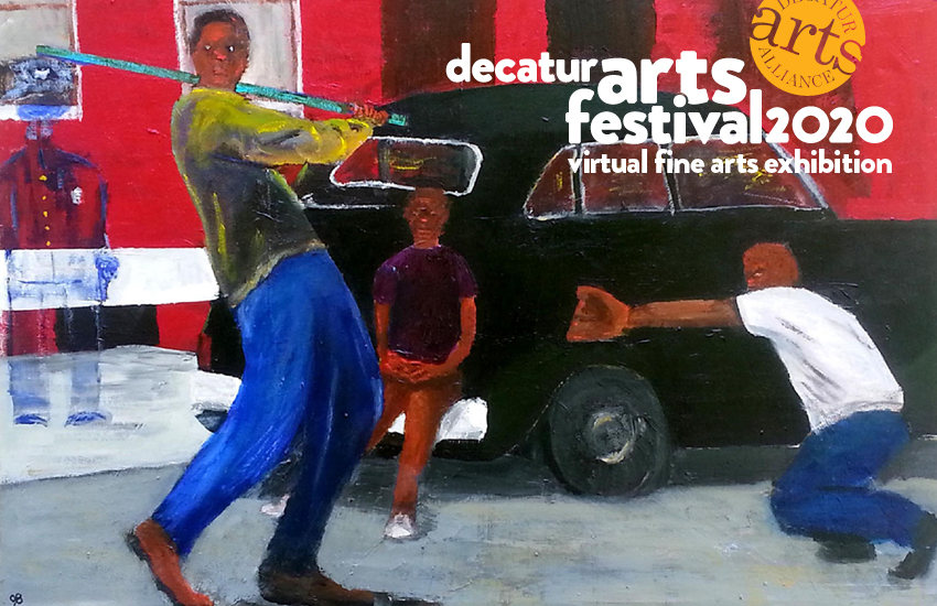 Virtual Fine Arts Exhibition Of The Decatur Arts Festival 2020