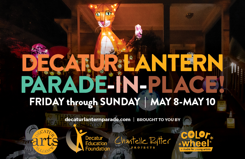 Get Ready To Parade-in-Place May 8-10